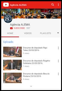 Assembleia Legislativa do MA screenshot 2