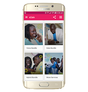 Zain App for South Sudan screenshot 7