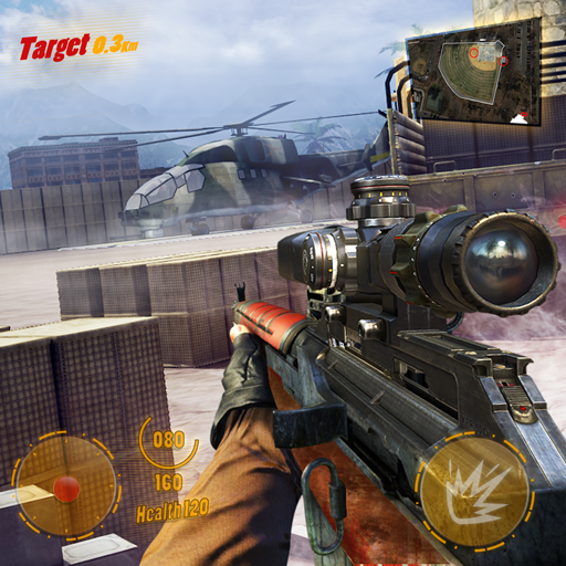 Counter Terrorist FPS Strike Shooting Mission