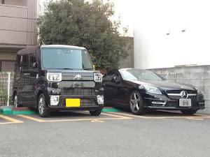 SLK R172 SLK200 Blue Efficiency AMGスポーツパッケージ 2014年式のカスタム事例画像 もり〜さんの2018年12月02日13:58の投稿
