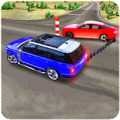 Chained Cars Racing 3D Game