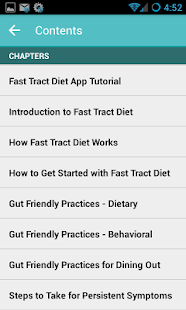 Fast Tract Diet- screenshot thumbnail