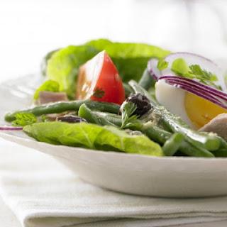 Salad Niçoise.