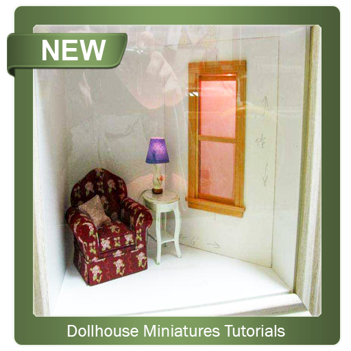 Dollhouse Miniatures Tutorials (app)
