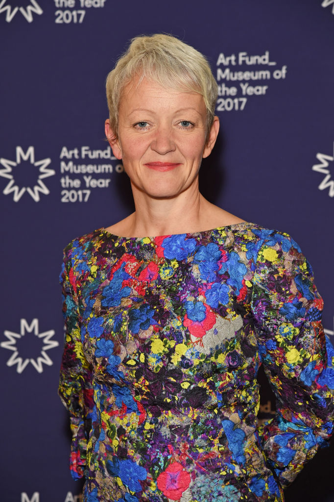 Maria Balshaw attends the Art Fund Museum Of The Year 2015
