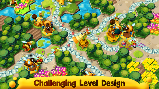 BeeFense F2P - Tower Defense- screenshot thumbnail