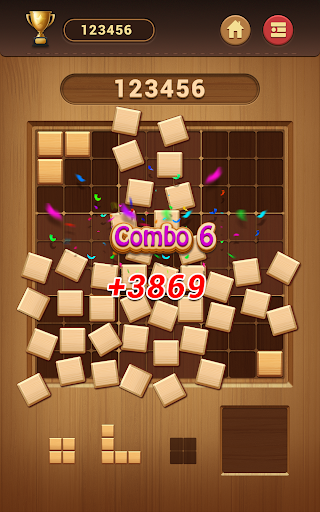 Wood Blockudoku Puzzle - Free Sudoku Block Game moddedcrack screenshots 15