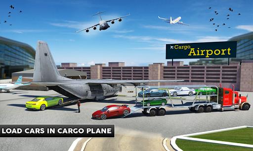 Cargo Plane Flight School: Car Transport Game 2018 1.1 screenshots 2