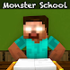 Herobrine Monster School Mod for Minecraft PE