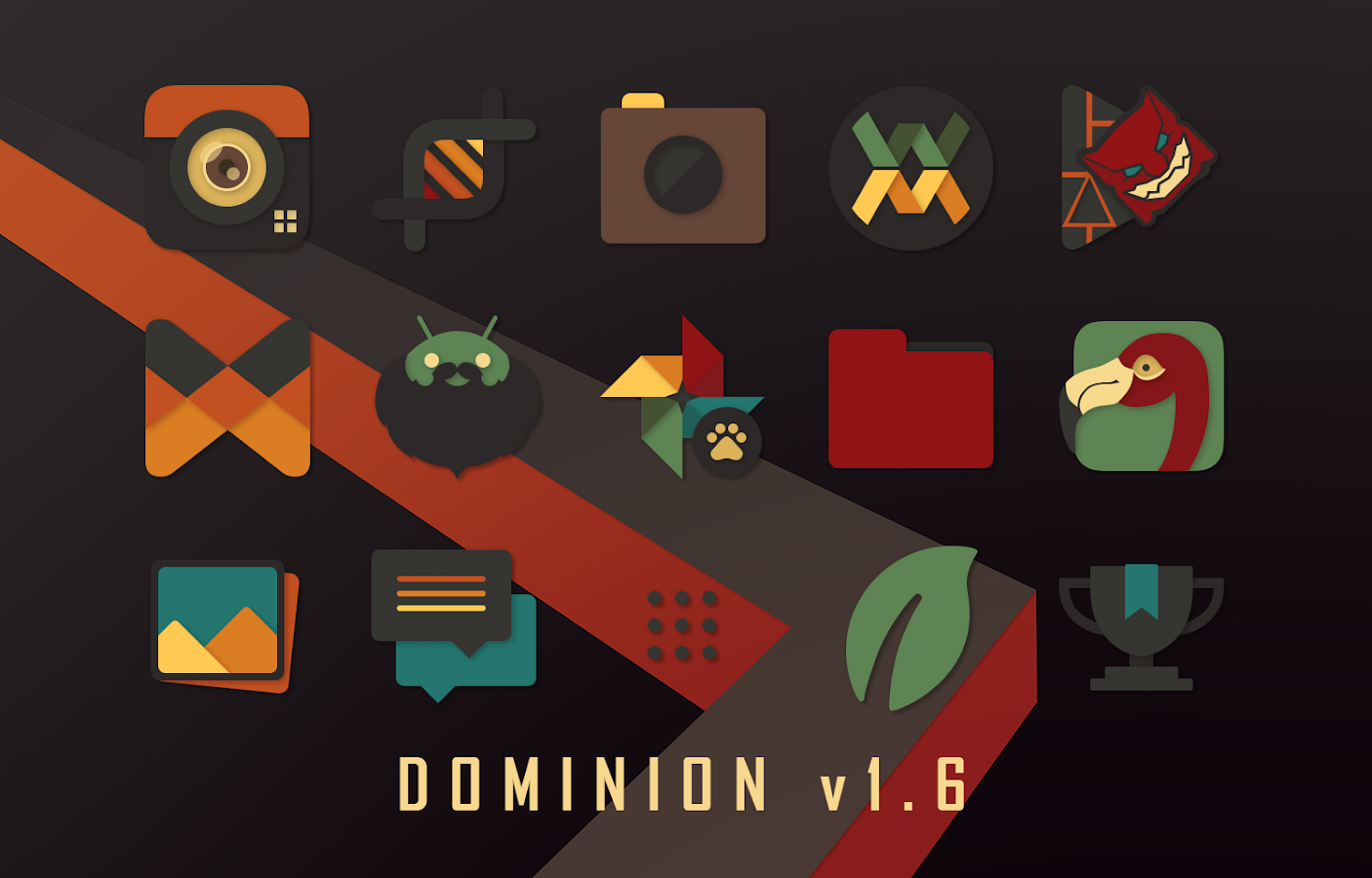 Dominion Icon Pack- screenshot