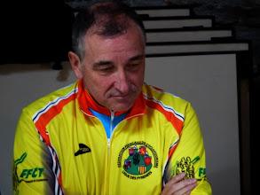 Photo: Bernard AUSSILLOU, Président de la Ligue