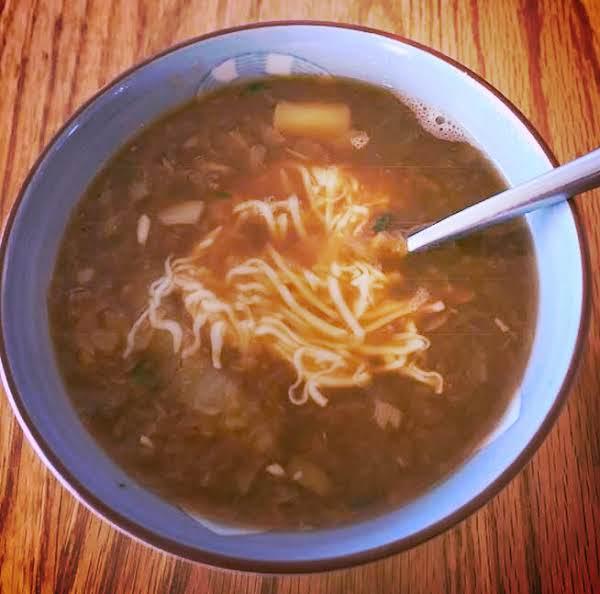 Five Onion Soup Recipe