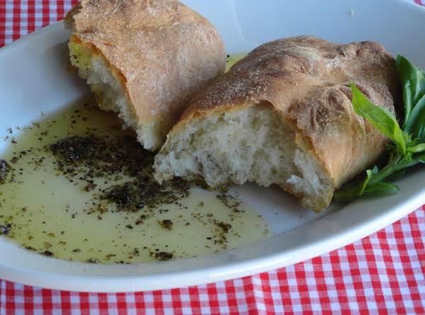 Crusty Italian Bread image
