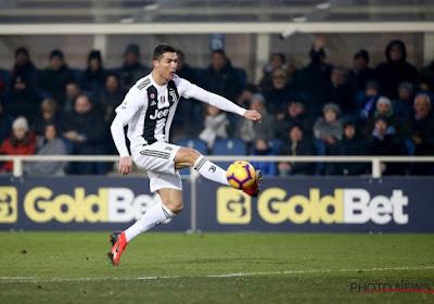 ? Malgré un doublé de Ronaldo, la Juventus s'impose difficilement face à la Sampdoria de Praet