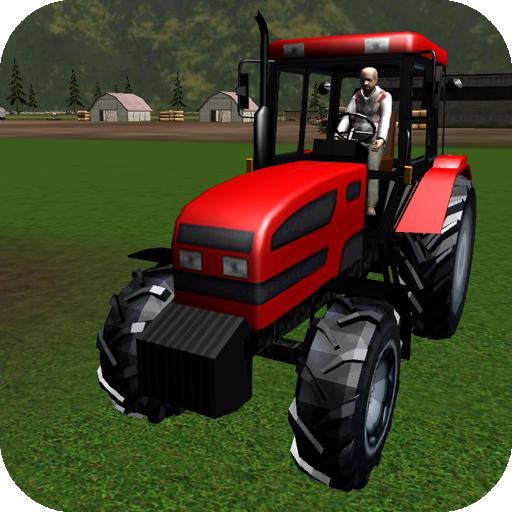 Harvest Tractor Farming Sim 17
