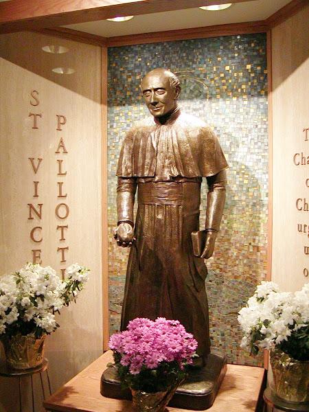 Photo: Bronze Statue St. Jude Shrine -- Baltimore, MD Stanley Dacuk