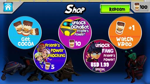 BoBoiBoy: Adudu Attacks! 2  screenshots 7