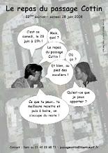 Photo: Samedi 28 juin 2008 - 22° édition du repas du passage Cottin