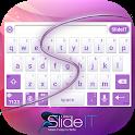 SlideIT Abstract Purple Skin icon