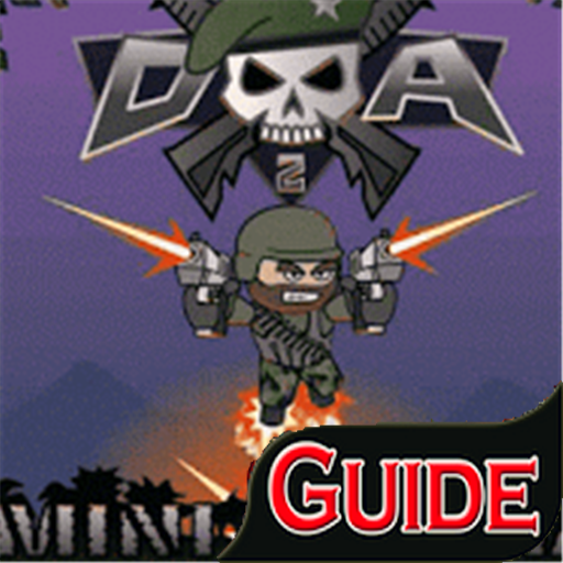 Guide And Mini Militia Tips&Hacks