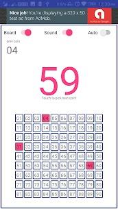 Coin Picker/caller for Tambola Housie Bingo 1.0 Latest MOD APK 2