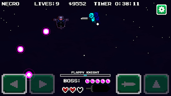 Soul Chase: Retro Action Screenshot