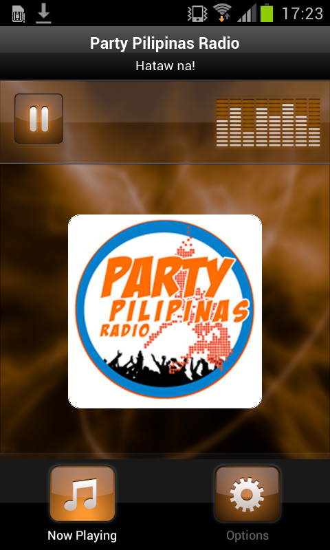 Party Pilipinas Radio- screenshot