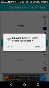 English Haitian Creole Translator apk screenshot 8
