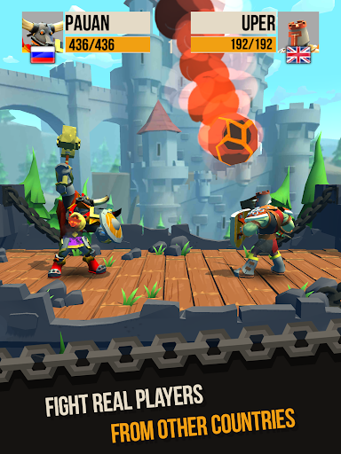 Duels: Epic Fighting Action RPG PVP Game screenshots apkshin 18