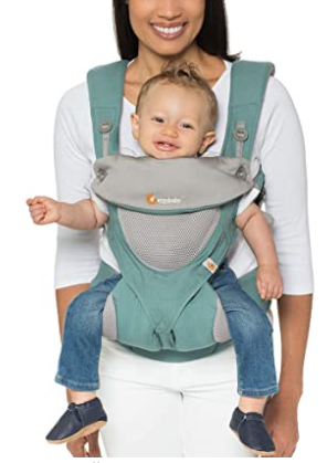 Ergobaby Omni 360 all-in-one cool air mesh baby carrier