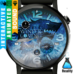 Stark House GOT - Watch face Icon