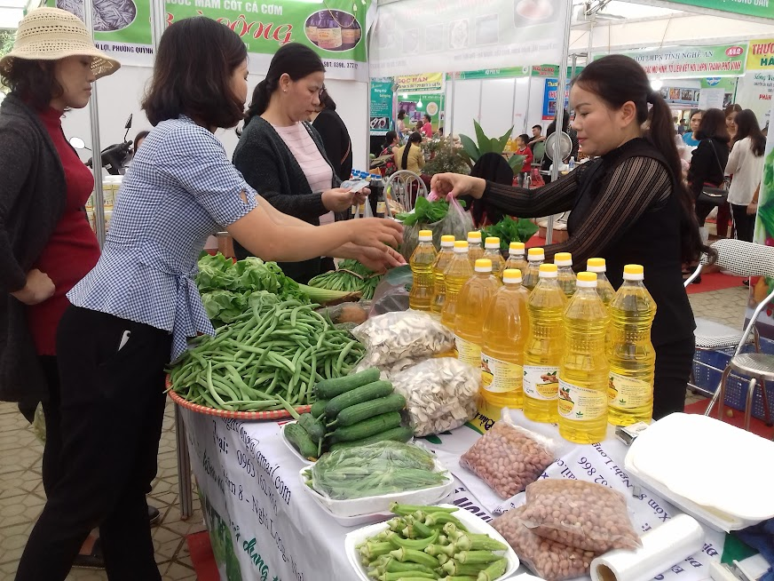 Với sự tăng cường quản lý, giám sát ATTP của các ngành, địa phương, ngày càng có nhiều thực phẩm sạch đến tay người tiêu dùng