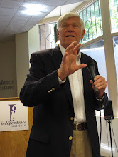 """Photo: John Corcoran, """"The Teacher Who Couldn't Read."""" August 2, 2012, Independence Institute, Denver."""