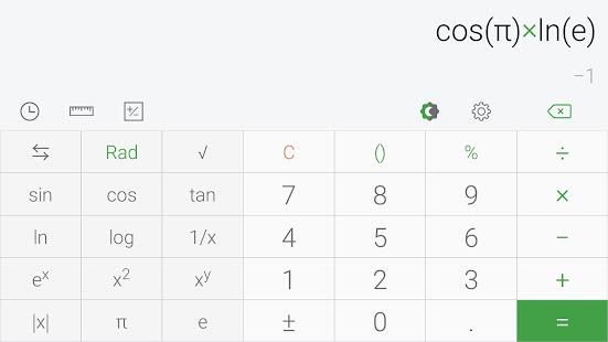 Scientific Calculator Plus for PC-Windows 7,8,10 and Mac apk screenshot 1