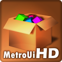 Metro Ui HD Widget Tile Demo icon