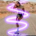 FotoApp Photo Editor: Spiral Effects, Blur Photo icon