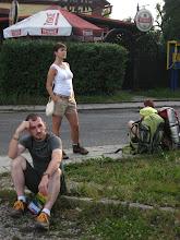 Photo: Niektórzy zdają się być przerażeni samą wizją wyruszenia na szlak :)