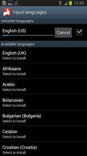 OfficeSuite QuickWrite screenshot 13