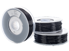 Ultimaker Black Nylon Filament - 3.00mm (0.75kg)