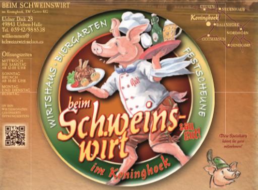 2020-01-19 Bijeenkomst Receptie Schweinswirt