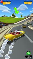 Screenshot of Crazy Taxi™ City Rush