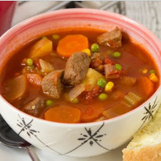 Weight Watchers Beef & Vegetable Broth