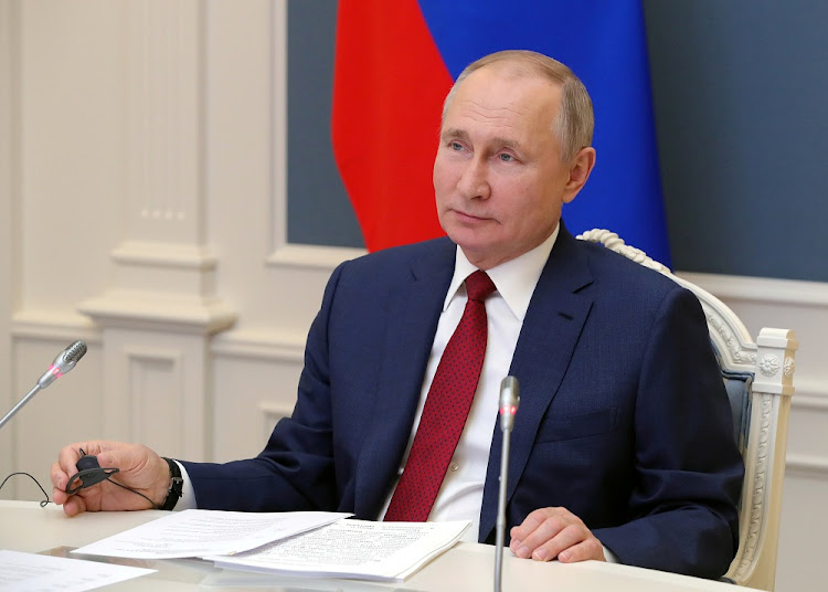 The Kremlin said in its account of the call that Biden told Putin he wanted to normalize relations and to cooperate on arms control, Iran's nuclear program, Afghanistan and climate change.