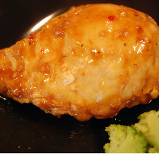 Zingy BBQ Chicken in the Slow Cooker or Oven.