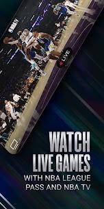NBA: Official App 3