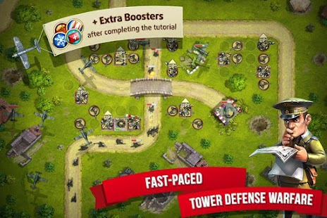 Toy Defense 2 — TD Battles Screenshot 1