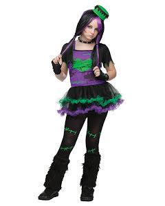 Frankie-klänning, teen