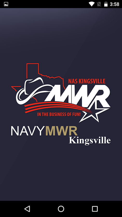 NavyMWR Kingsville- screenshot