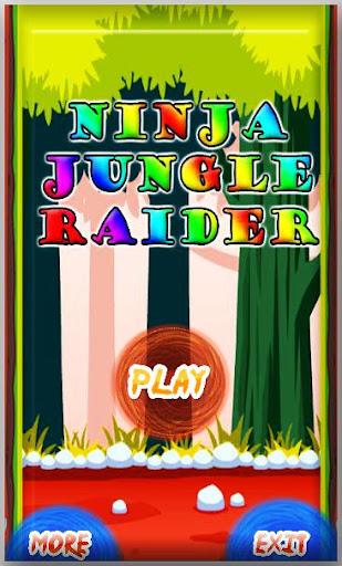 Ninja Jungle Raid
