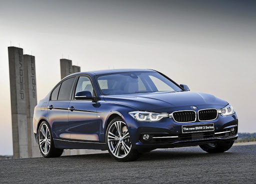 The replacement for this current BMW 3 Series will be shown at the Paris motor show in September. Picture: BMW